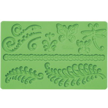 Fern Fondant Gum Paste Mold Molds Wilton