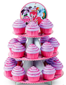 My Little Pony Treat Stand Party Supplies Cupcake Holder Centerpiece
