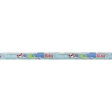 """Under the Sea Pals Foil Banner 12 Ft Party Supply """"Baby Shower"""""""