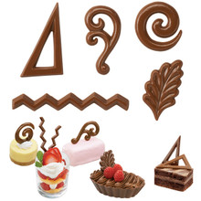 Wilton Dessert Accent Chocolate Candy Decoration Mold