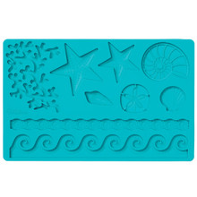 Sea Life Fondant Gum Paste Mold Molds Wilton Cake Decoration