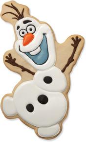 Olaf Shaped Frozen Cookie Pan Wilton