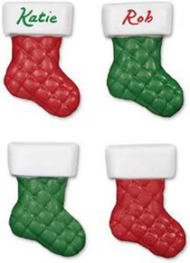 Quilted Stocking Candy Mold Christmas Wilton 1 Design 4 Cavities