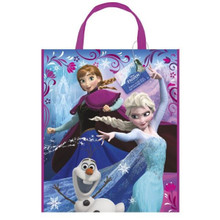 "Frozen Loot Favors Party Tote Bag 11"" x 13"" Halloween"