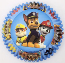 Paw Patrol 50 Baking Cups Party Cupcakes Liners Treats