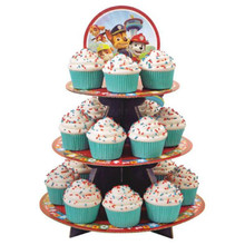 Paw Patrol Treat Stand Party 25 Cupcake Holder Centerpiece Wilton
