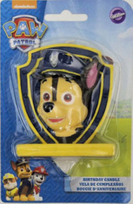 Paw Patrol Candle Party Supplies Wilton Cake Topper