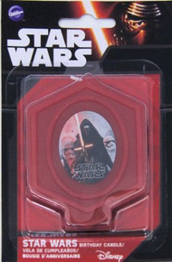 "Star Wars ""The Force Awakens"" Candle Party Wilton Cake Topper"