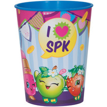 Shopkins Plastic Favor Cup 16 oz Birthday Party Supplies