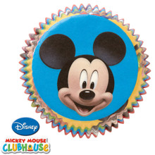 Mickey Mouse Clubhouse 50 Baking Cups Cupcakes Liners Treats