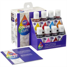 Wilton Color Right Performance System, Easy to Mix , Easy to match