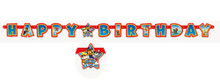 Paw Patrol 6 Ft Happy Birthday Banner Party Chase Marshall