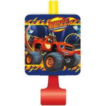 Blaze and the Monster Machines Party Blowouts 8 Ct Trucks