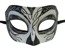 Cronos Day of the Dead Style Masquerade Mardi Gras Halloween Mask
