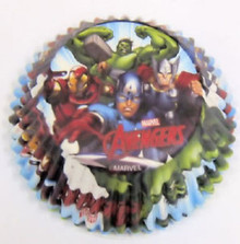 Avengers 50 Baking Cups Party Supplies Cupcakes Liners