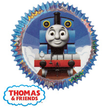 Thomas the Tank Engine 50 Baking Cups Party Cupcakes Liners