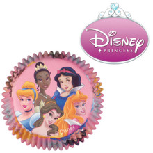 Disney Princess 50 Baking Cups Party Cupcakes Liners Cinderella Belle