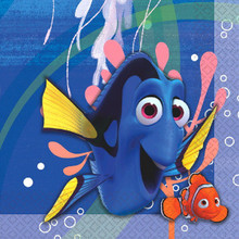 Finding Dory Birthday Party Luncheon Napkins 16 Ct