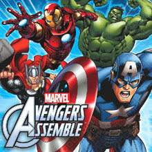 Avengers Birthday Party Luncheon Napkins 16 Ct