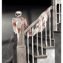 Asylum Gauze Bloody Drape 2' x 15'