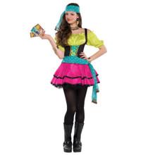 Mystical Gypsy Costume Junior Medium 7- 9 Costumes USA