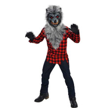 Hungry Howler Costume Boys Child XLarge 14-16