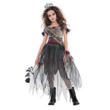 Prom Corpse Costume Girls Medium 8-10
