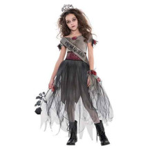 Prom Corpse Costume Girls Xlarge 14-16