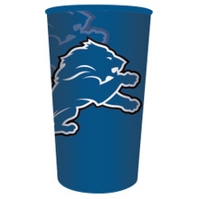 Detroit Lions NFL Stadium 22 oz Cup Football Tailgating Party