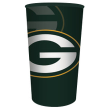Green Bay Packers NFL Stadium 22 oz Cup Football Tailgating Party