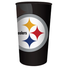 Pittsburgh Steelers NFL Stadium 22 oz Cup Football Tailgating Party