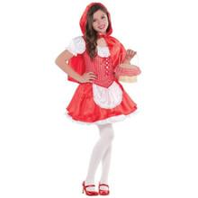 Little Red Riding Hood Costume Toddler Girls 3 - 4