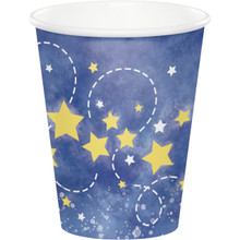 Moon and Back 8 9oz Hot Cold Paper Cups Baby Shower Birthday Party