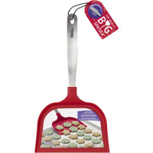 Really Big Wilton Mega Cookie Spatula Red 6 inches