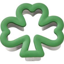 Shamrock Green Comfort Grip Cookie Cutter Set Wilton St Patrick's Day
