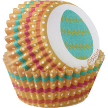 Wilton Easter Eggs 100 ct Mini Baking Cups Cupcake Liners