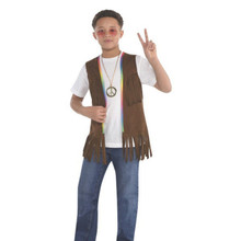 Groovy 60's Child Hippie Vest