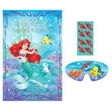 Ariel Dream Big Birthday Party Game Little Mermaid