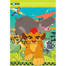 Lion Guard Loot Favor Bags 8 Ct Birthday Party