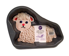 Cute Lamb Pan Non-Stick Wilton