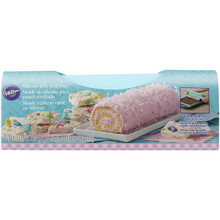 Blue Easter Spring 9 x 13 Silicone Jelly Roll Pan Mold Wilton