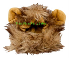 Pet Costume Lion Mane Small Dog Cat