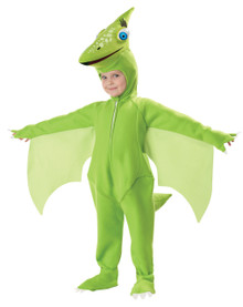 Tiny Dinosaur Train Halloween Costume Toddler 3-4 Medium Green