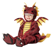 Adorable Dragon Halloween Costume Infant 18-24 Mths