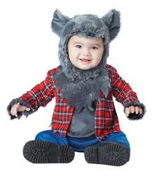 Wittle Werewolf Halloween Costume Infant 12 - 18 Mths