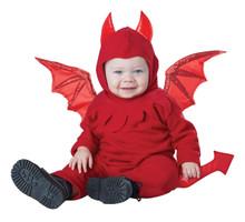 Lil' Devil Halloween Costume Infant 12 - 18 Mths