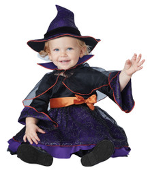 Hocus Pocus Halloween Costume  Infant 18 - 24 Mths Witch