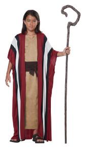 Moses Shepherd Halloween Costume Child L/XL 10 - 12 - 14