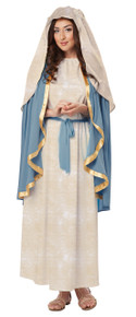 The Virgin Mary Halloween Costume Adult Womans Xlarge 12-14