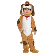 Deluxe Playful Pup Costume Puppy Dog Infant 0-6 Months Costumes USA